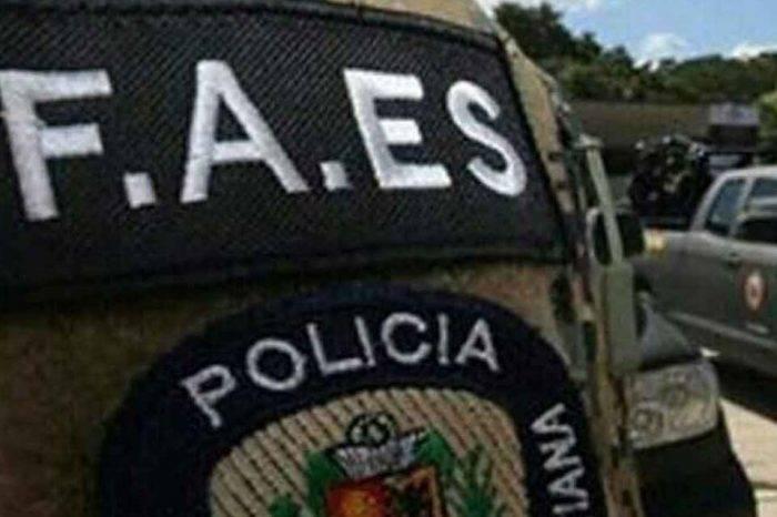 Cuatro fallecidos en supuesto enfrentamiento contra la FAES en Petare