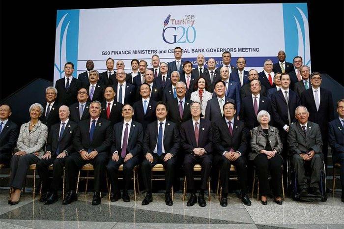 G-20. Foto: Forbes México