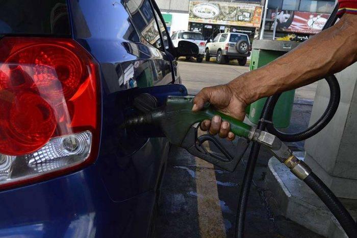 """Cobro de gasolina con sistema Biopago todavía """"no bombea"""""""