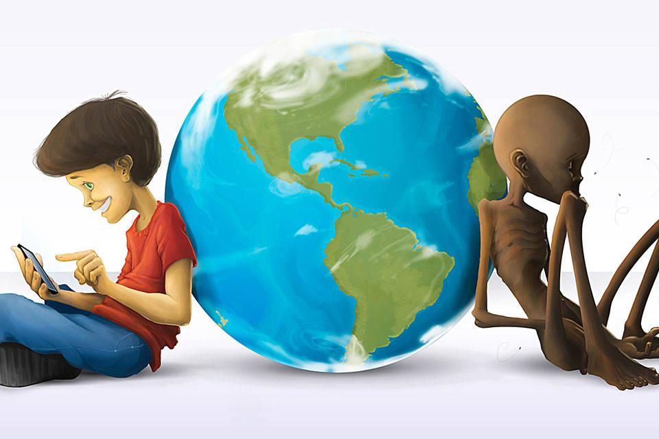 Globalización en problemas. Foto: El Mundo Moderno