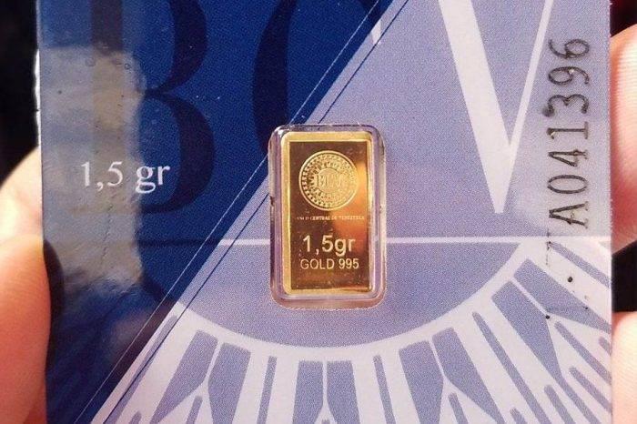 Certificado en oro debe comprarse personalmente en el BCV y cuando haya convocatoria