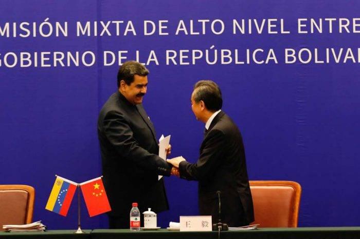 Maduro reconoce que plan económico se basa en recomendaciones hechas por China en 2011
