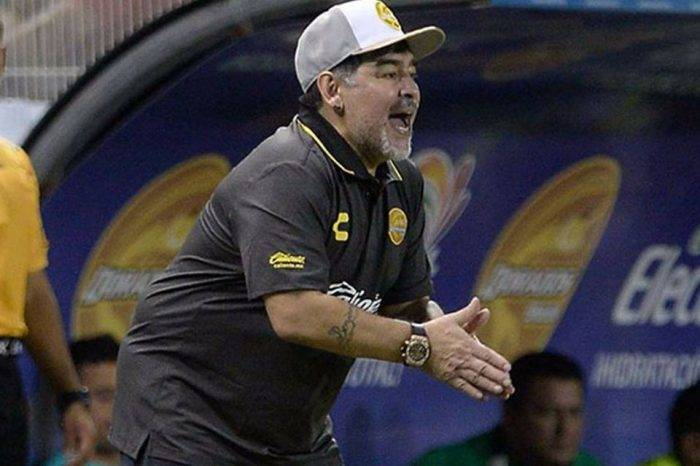 "Maradona ""Petrotinto"", por Jesús Elorza"