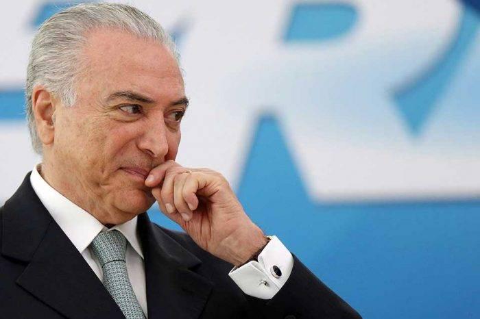 """Michel Temer dice que Brasil tiene el """"deber"""" de cuidar a los migrantes venezolanos"""