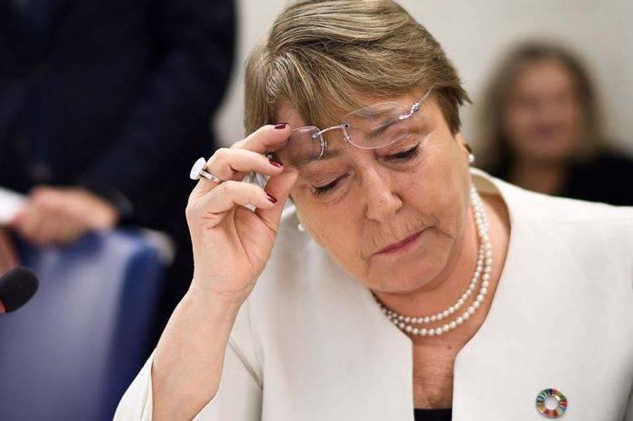 Michelle Bachelet, por Américo Martín