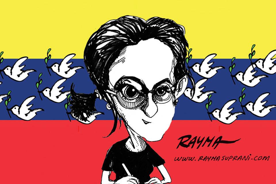 Rayma Suprany