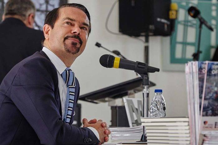 Embajador Romain Nadal aseguró que gira de Guaidó debe ayudar a una negociación política