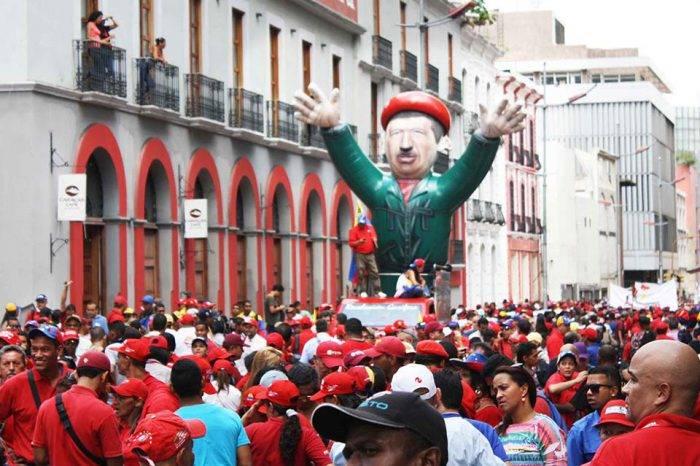 chavismo - revolución