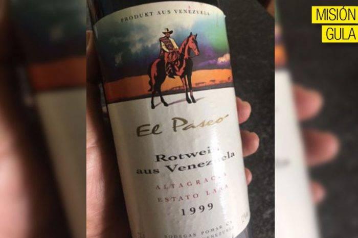Falso vino venezolano vendido en Suiza, por Miro Popić