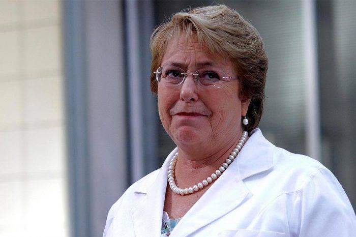 Michelle Bachelet acepta reunirse con Jorge Arreaza