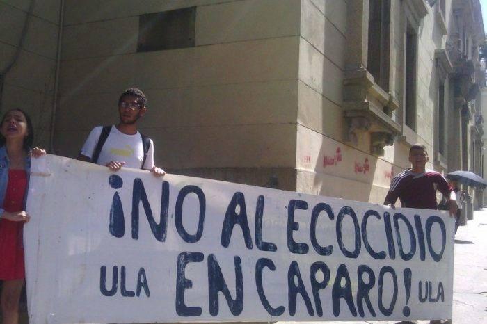 Maduro ordenó desalojar invasores de la Reserva Forestal de Caparo y la GN no actúa
