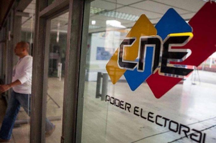 CNE excluye a principales partidos de oposición de próximas elecciones