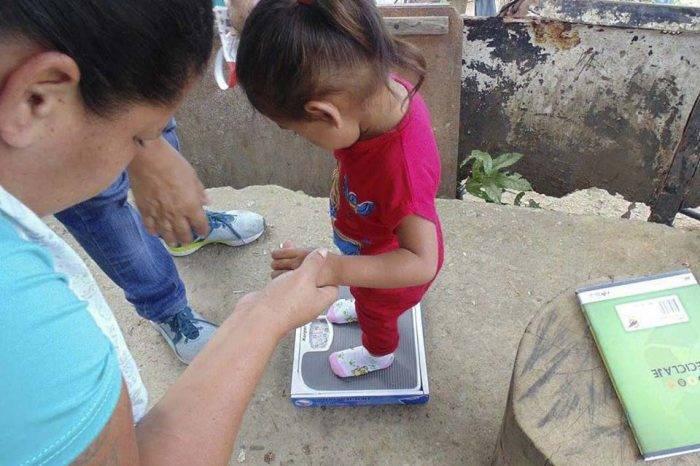 La desnutrición infantil, por Gisela Ortega