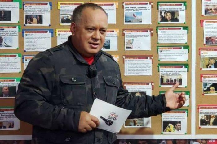 Diosdado Cabello se ha mantenido a la sombra de la persecución a opositores