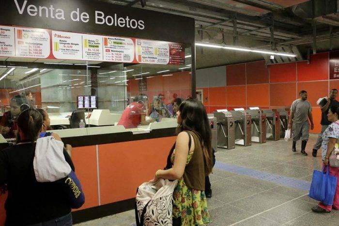 Posponen cobro de pasaje en el Metro para el viernes 14