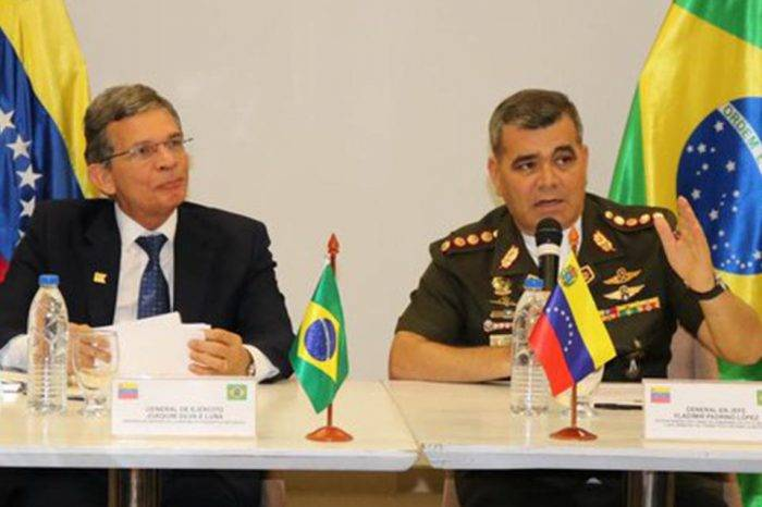 Ministro brasileño asegura que Padrino López reconoció migración venezolana por hambre
