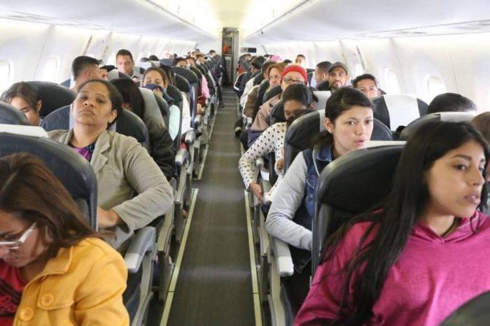 Se necesitarían 5.200 vuelos para repatriar a venezolanos aludidos por Maduro