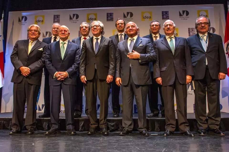 Grupo Idea expresidentes