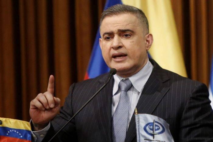 "Tarek William Saab califica alzamiento militar de este #30A como ""show circense"""