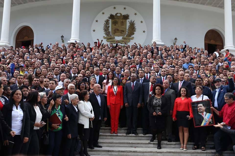 Asamblea Nacional Constituyente ANC