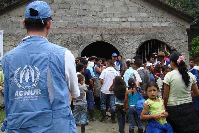 Acnur dice que ya pasa de 4 millones cifra de venezolanos que han salido del país