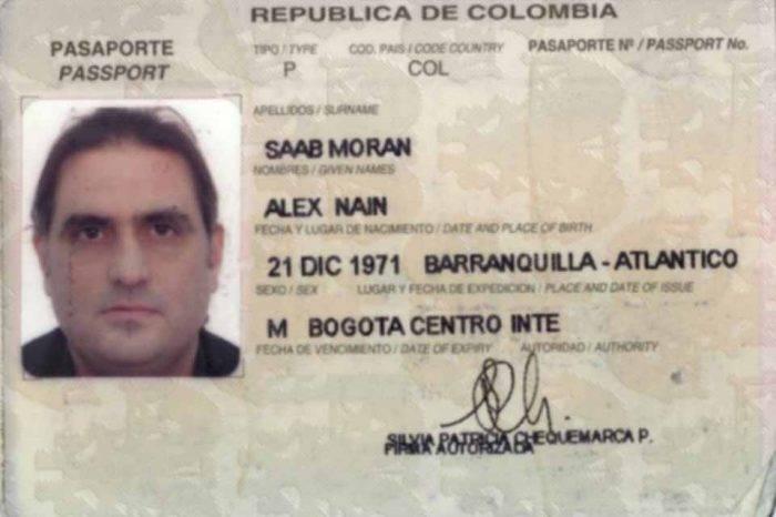 Fiscalía de Colombia acusa formalmente a Alex Saab por lavar millones de dólares