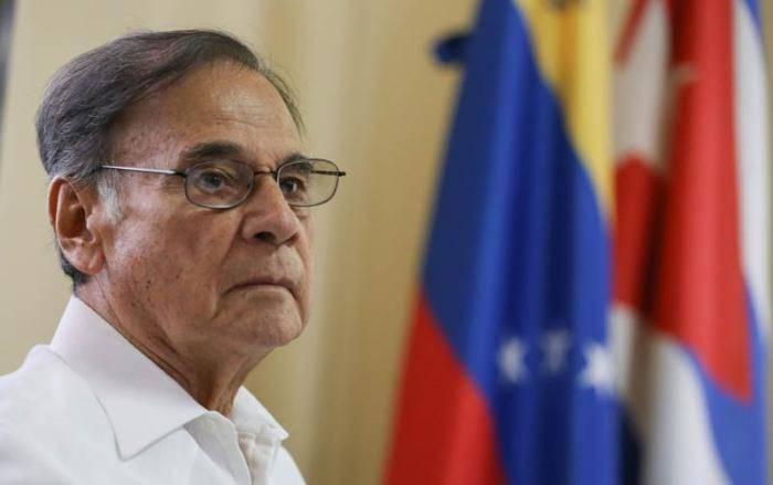 Muere en La Habana el político y exguerrillero Alí Rodríguez Araque