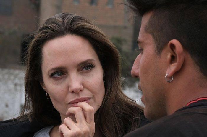 Angelina Jolie visitó frontera de Perú y Ecuador para evaluar migración de venezolanos