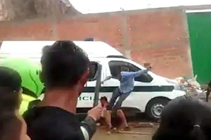 Linchado en Bogotá un venezolano falsamente  acusado de robar niños