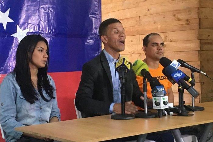 Gilber Caro: jueza Luz Santafé pidió perdón a través de un mensaje de texto