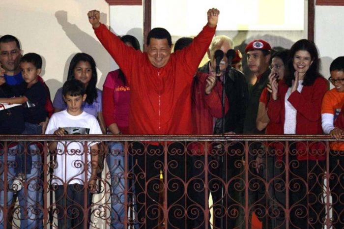 Chavez balcón