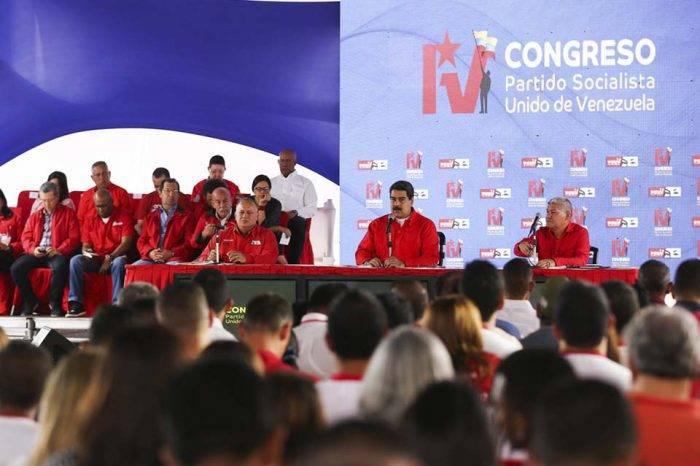 """Dentro del PSUV apuestan al """"centralismo democrático"""" para agilizar la acción política"""