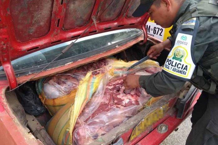 Colombia alerta sobre aumento en ingreso de carne ilegal desde Venezuela