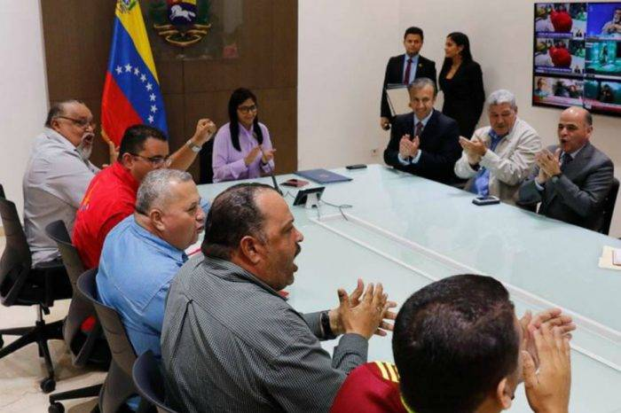 El sueldo máximo de un alto ejecutivo de Pdvsa será de 6.400 bolívares
