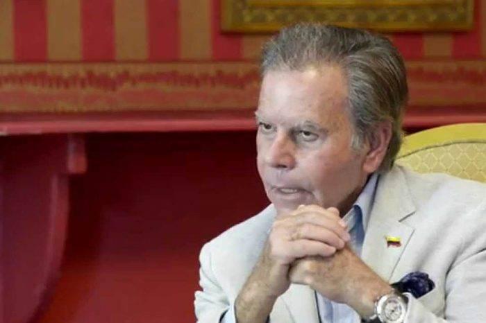 Diego Arria dice a la ONU que su inacción podria empeorar situación venezolana