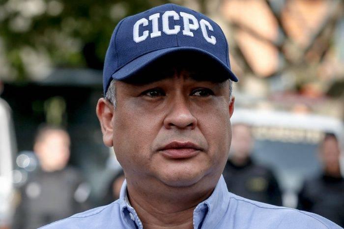 Director del CICPC Douglas Rico
