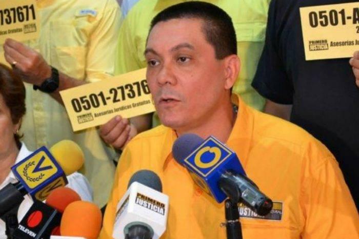 Fernando Albán: un caso insólito, por Ariadna García