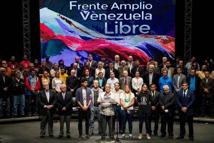 Movimiento Democracia e Inclusión abandona filas del Frente Amplio por políticas del G4