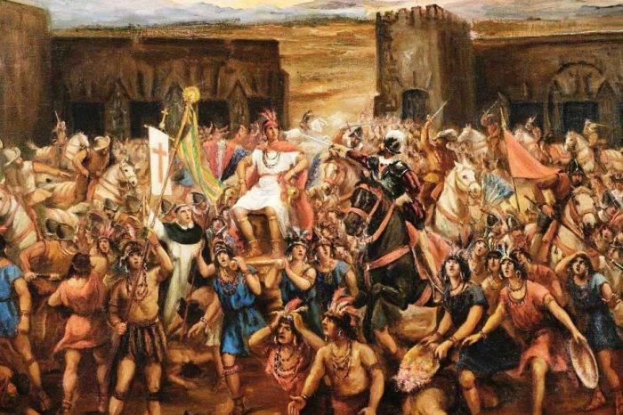 Conquista militar de América: la derrota Azteca e Inca, por Ángel R. Lombardi Boscán