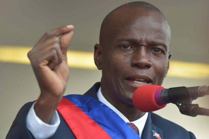 Jovenel Moïse presidente Haití