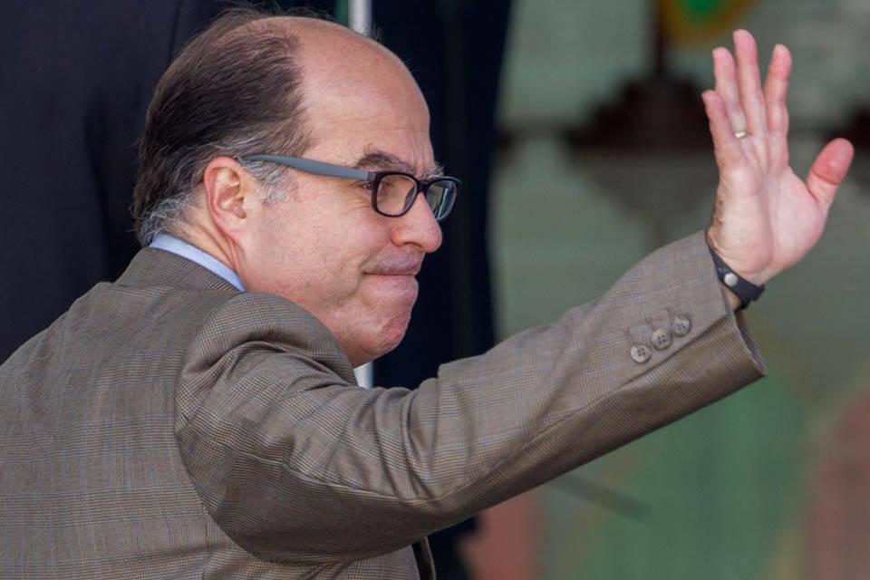 Julio Borges Álex Saab