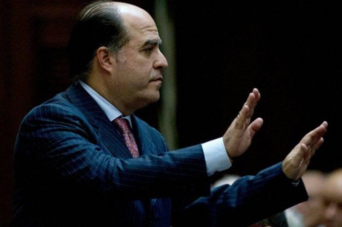 Diputado Borges dice que la AN impulsa medidas para asumir facultades constitucionales