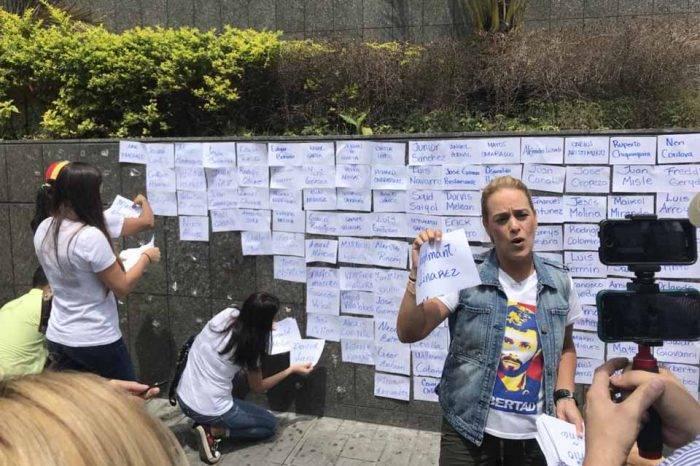 Familiares de presos políticos solicitaron audiencia a Comisión de DDHH de la ONU