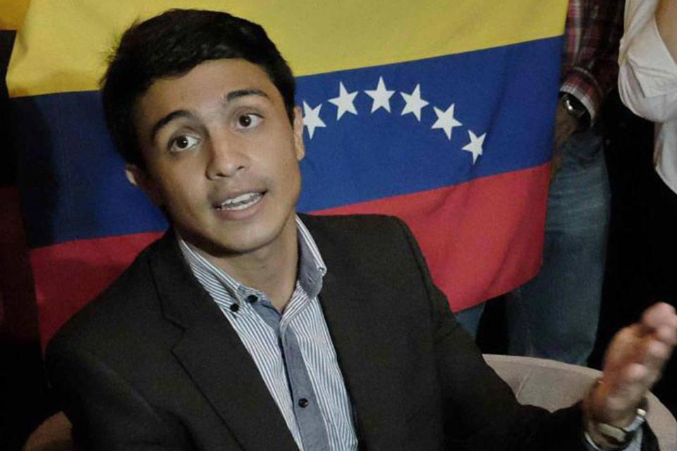 Lorent Saleh: Chávez no era menos malo, él asesinaba y apresaba gente