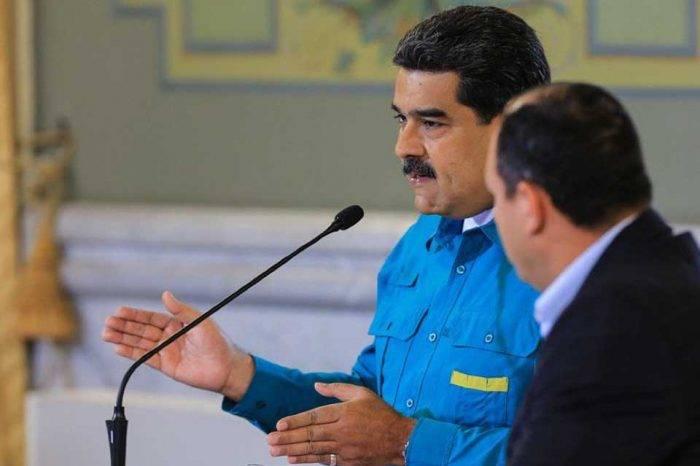 """Maduro pide a la ONU """"ayuda"""" para poder establecer un diálogo con la oposición"""