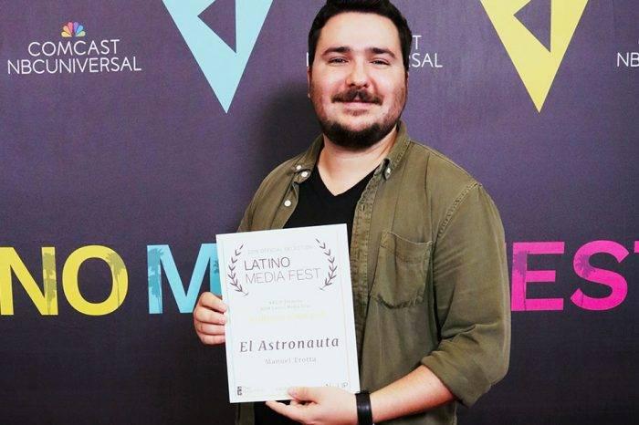 Cineastas venezolano se alza con 2 premios en festivales de California