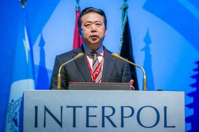 """Interpol recibe renuncia """"con efecto inmediato"""" de su presidente"""