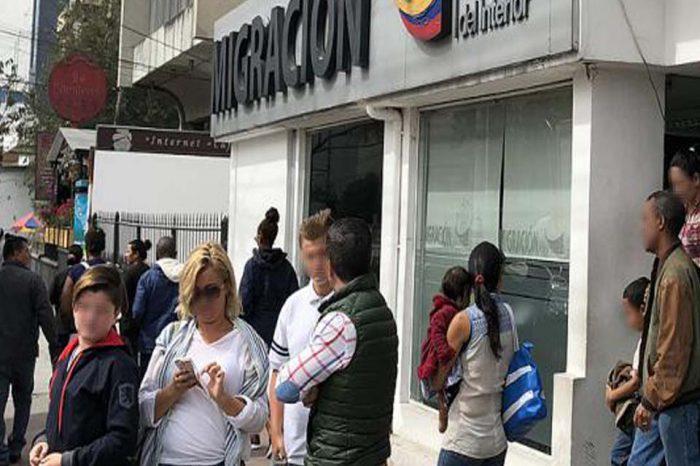 Ecuador renovó estado de emergencia por flujo migratorio de venezolanos
