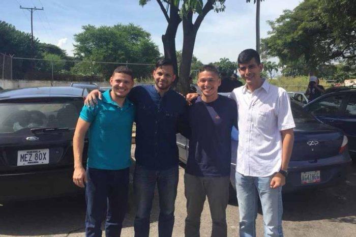 """Dos de los militares excarcelados del supuesto """"Golpe Azul"""" fueron detenidos nuevamente"""