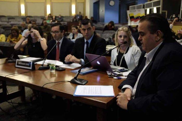Los temas que ONG venezolanas no dejaron pasar en audiencias de la CIDH